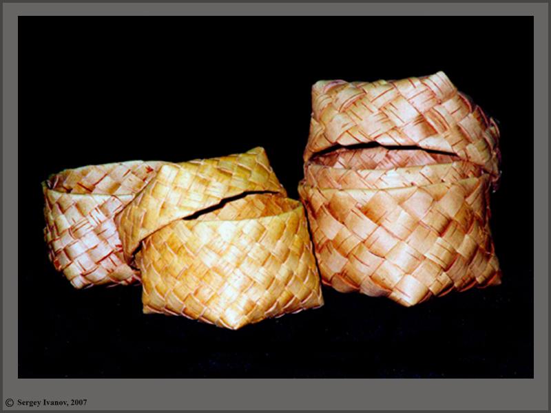 Коробочки из бересты своими руками
